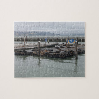 Pier 39 of San Francisco Jigsaw Puzzle