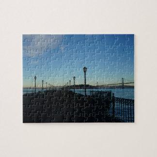 Pier 7, San Francisco #3 Jigsaw Puzzle