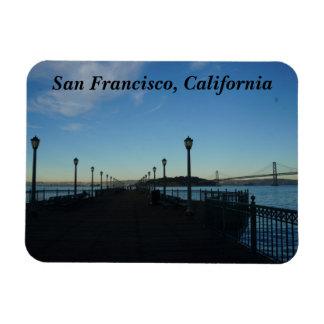 Pier 7, San Francisco #3 Magnet