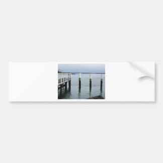 pier bumper sticker