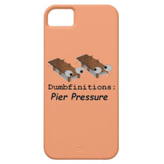 Pier or Peer Pressure Barely There iPhone 5 Case