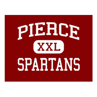 Pierce - Spartans - Middle - Grosse Pointe Post Card