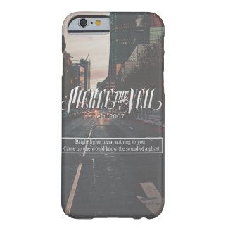Pierce The Veil iPhone 6/6s case Barely There iPhone 6 Case