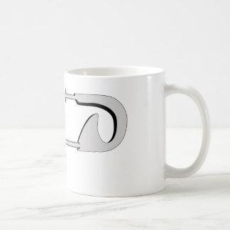 pierced coffee mug