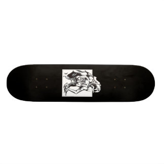 Pierced Skateboard Decks