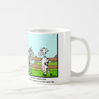 Piercing Mug