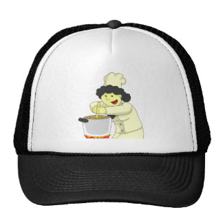 Pierina cook trucker hat