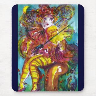 PIERO / Venetian Carnival Night Mouse Pad