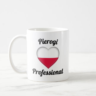 Pierogi Professional Coffee Mug