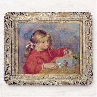 Pierre A Renoir | Claude Renoir at Play, 1905 Mouse Pad
