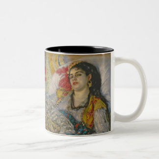 Pierre A Renoir   Olympia Two-Tone Coffee Mug
