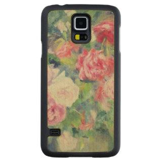 Pierre A Renoir | Roses 2 Maple Galaxy S5 Slim Case
