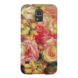 Pierre A Renoir | Roses Galaxy S5 Case