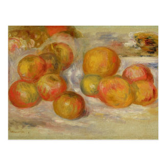 Pierre A Renoir | Still Life with Apples Postcard