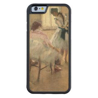 Pierre A Renoir | The Dance Lesson Maple iPhone 6 Bumper