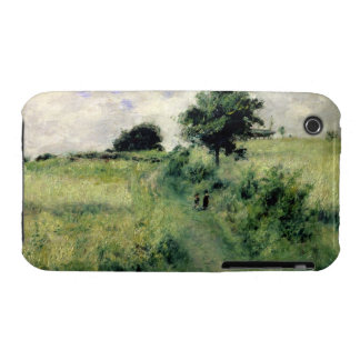 Pierre A Renoir | The Watering-place, 1873 iPhone 3 Case-Mate Case