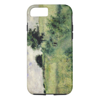 Pierre A Renoir | The Watering-place, 1873 iPhone 7 Case