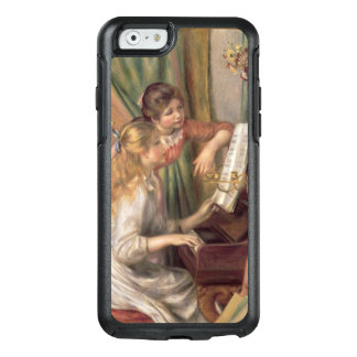 Pierre A Renoir | Young Girls at the Piano OtterBox iPhone 6/6s Case
