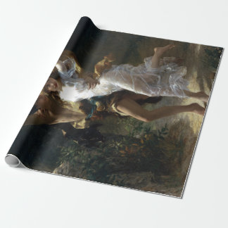 Pierre-Auguste Cot The Storm Wrapping Paper