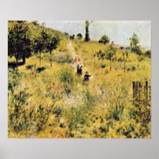 Pierre-Auguste Renoir - Anna Poster