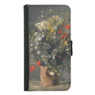 Pierre Auguste Renoir Painting, Flowers In A Vase