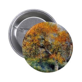 Pierre-Auguste Renoir- The Pear Tree Pins