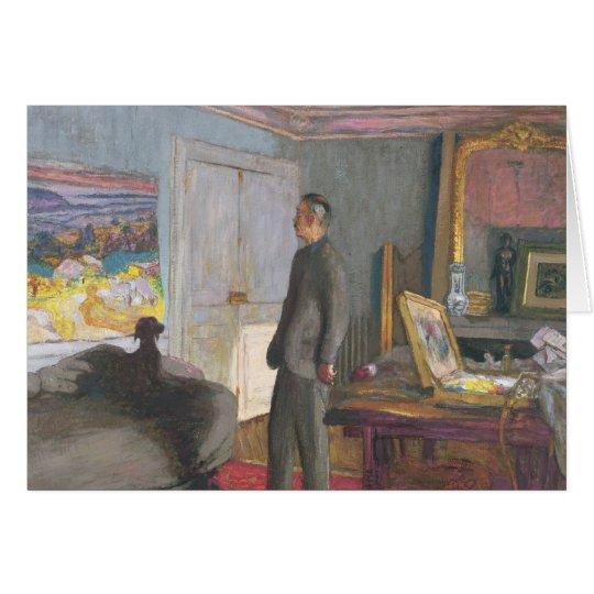 Pierre Bonnard  1935 Card