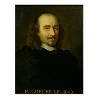 Pierre de Corneille  1647 Postcard
