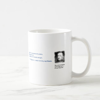 Pierre de Fermat's last theorem Coffee Mug