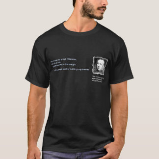 Pierre de Fermat's last theorem T-Shirt