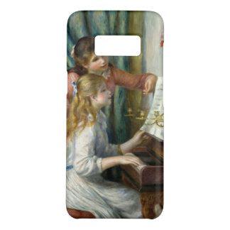 Pierre Renoir - Young Girls at Piano Case-Mate Samsung Galaxy S8 Case