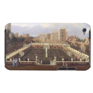 Pierrepont House, Nottingham, c.1708-13 (oil on ca iPod Touch Cases