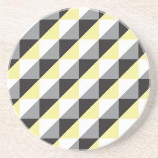 Pierrodress_yellow Coaster