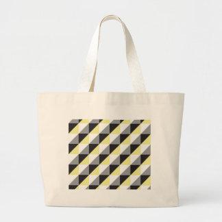 Pierrodress_yellow Large Tote Bag