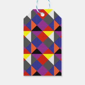 Pierrot Colourful Gift Tags