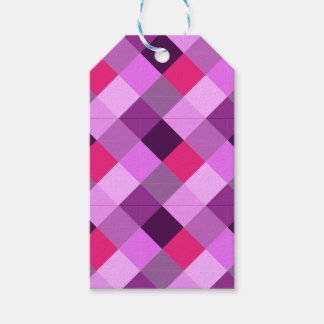 Pierrot pink gift tags
