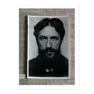 Piet Mondrian (1872-1944), c.1910 (b/w photo) Postcard
