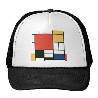 Piet Mondrian - Composition Cap