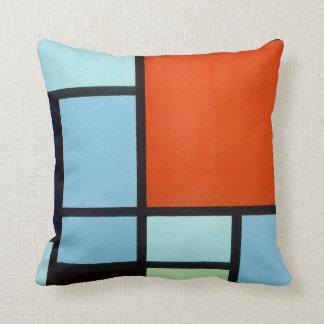 Piet Mondrian Composition Cushion