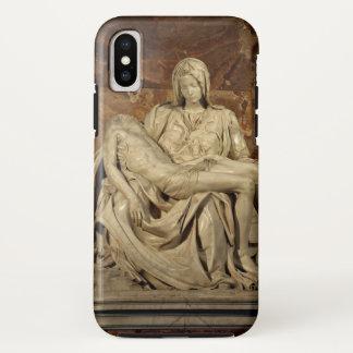 Pieta by Michelangelo iPhone X Case