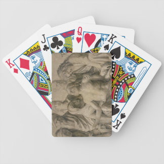 Pieta, The Dead Christ Poker Deck
