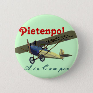 Pietenpol AC 6 Cm Round Badge