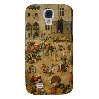 Pieter Bruegel the Elder - Children's Games Samsung Galaxy S4 Case