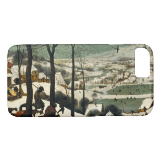 Pieter Bruegel the Elder - Hunters in the Snow iPhone 8/7 Case