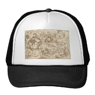 Pieter the Elder Art Hat