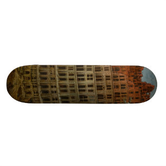 Pieter the Elder Art Custom Skateboard