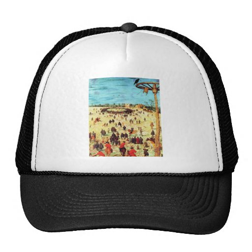Pieter the Elder Art Hats