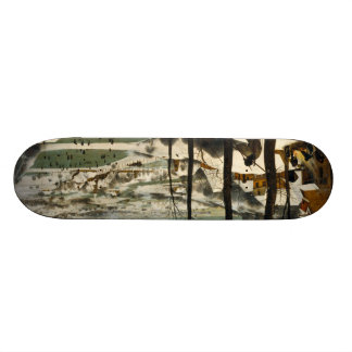 Pieter the Elder Art Skate Board Deck