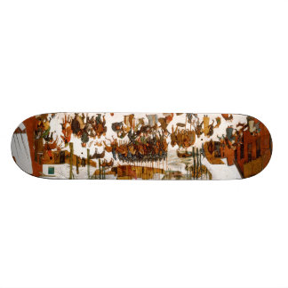 Pieter the Elder Art Skate Decks