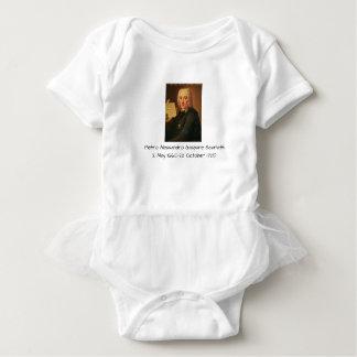 Pietro Alessandro Gaspare Scarlatti Baby Bodysuit